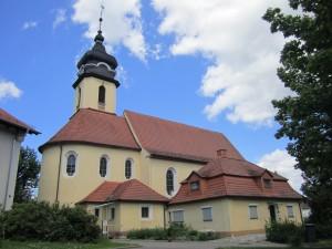 St. Andreas Außenansicht